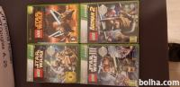 XBOX Lego Star wars, Batman 2