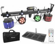 BEAMZ SHOWBAR Light show led reflektorji svetlobni efekti