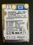 Disk Western Digital WD320BEVS 320GB / SATA 2 / 8MB / 5400RPM