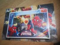 Puzzle Spiderman 100