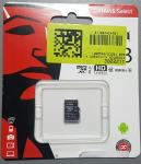 Kingston spominska kartica microSDHC, 64GB (SDCS/64GBSP)
