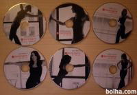 Pure Barre 6 DVD-jev