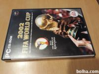 PC CD ROM - FIFA WORLD CUP 2002