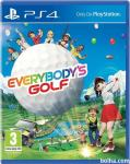 ** KOT NOVO ** PS4 Everybody's Golf