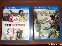 PS VITA UNCHARTED IN FIFA FOOTBALL