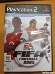 PS2 PLAYSTATION 2 original igra FIFA FOOTBALL 2005