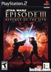 Rabljeno: Star Wars: Episode III Revenge of the Sith (PlayStation 2)