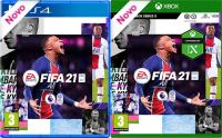FIFA 21 XBOX ONE, XBOX ONE SERIES, PS4