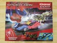 Carrera go spider man steza