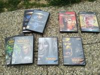 10 x PC igre, WARCRAFT, STARCRAFT, RED ALERT 2 WORLD AT WAR Gary WW2