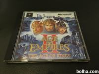 Original PC Igra - AGE OF EMPIRES II - the age of kings