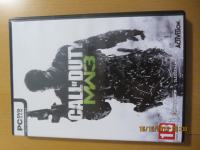 Malo rabljena igrica Call of Duty MW3