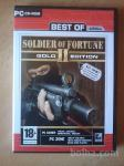 Soldier of fortune II gold editon 2 disks