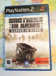 Original Igra za PS2 - BROTHERS IN ARMS - EARNED IN BLOOD
