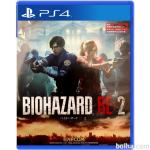 Resident Evil 2 II za Playstation 4 ps4