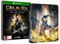 Deus Ex 2 Mankind Divided limited edition za xbox one