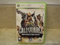 Igra za XBOX 360 CALL OF JUARZ BOUND IN BLOOD