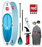 Red Paddle Co SUP 10'7″ Windsurf MSL + veslo
