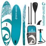 SUP Lets Paddle 9'10″ Set Spinera