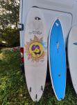 Mini Malibu BIC 7,2 wave surf