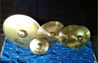 "ČINELE SOLAR By SABIAN, KOMPLET 20""RIDE,16""CRASH,14""HIHAT,10""SPLASH"