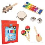 Set tolkal PP World Percussion Music Box
