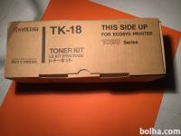 Toner kit Kyocera original TK-18
