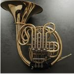 Gebr. Alexander 103 french horn (English)