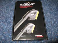 AUDIOQUEST VIDEO KABEL A-SCART 2m