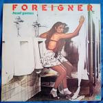 LP Foreigner ‎– Head Games