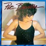 LP Pat Benatar ‎– Crimes Of Passion