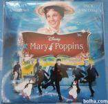 Mary Poppins OST LP vinilna plošča Disney