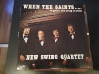 New swing quartet - When the saints ..