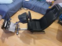 Playseat Evolution + Thrustmaster T500RS