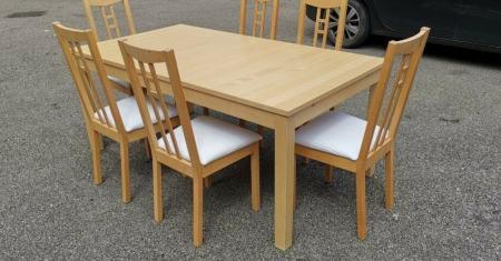 IKEA jedilna miza 175x95 razširljiva na 260cm dolžine ZNIŽANA CENA!