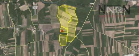 prodaja, zemljišče kmetijsko, Dolenjska Šentjernej Groblje pri Prekopi