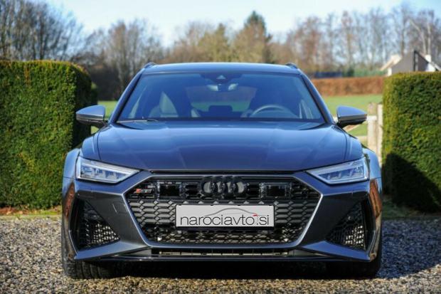 Audi RS6 4.0 V8 TFSi - UVOZ PO NAROČILU, 2020 l.