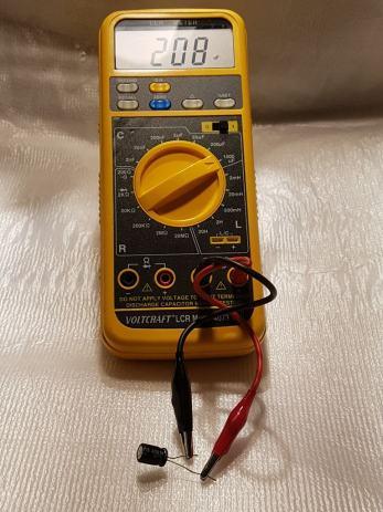 LCR Meter Model 4073