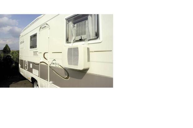 camping okenska klima eurom ac 2401. Black Bedroom Furniture Sets. Home Design Ideas