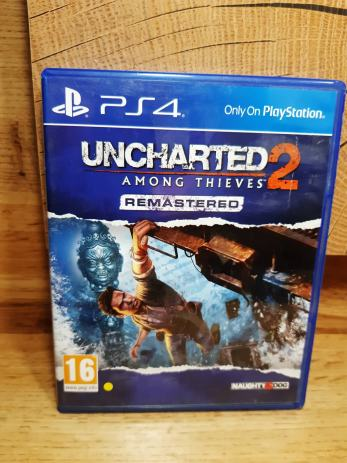 can you download uncharted 2 on ps4