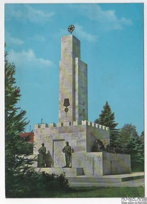 Murska Sobota Spomenik Zmage