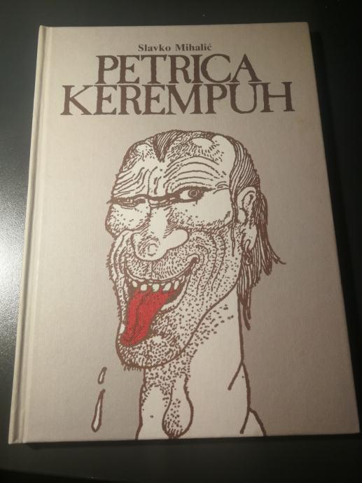 Slavko Mihalic Petrica Kerempuh