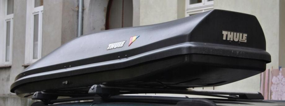 Strešni kovček Thule Vision 650